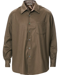 Above Overshirt Olive