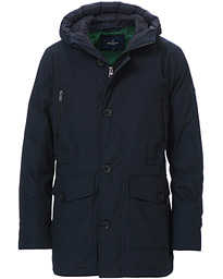 Tech Parka Navy