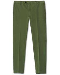 Kensington Slim Fit Chinos Moss