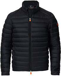 Save The Duck Lightweight Padded Jacket Black