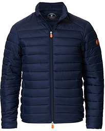 Lightweight Padded Jacket Blue Black