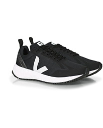 Condor Vegan Running Sneaker Black/White