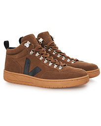 Roraima Suede Sneaker Brown/Black