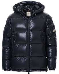 Ecrins Gloss Down Jacket Navy