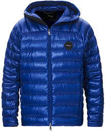 Lightweight Down Jacket Royal Blue