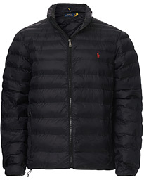 Earth Down Jacket Black
