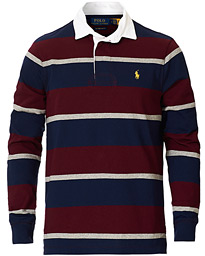 Stripe Rugger Wine