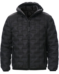Colmar Research Technologic Down Hooded Jacket Black