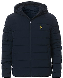 Lightweight Puffer Jacket Dark Navy
