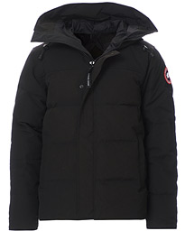 Macmillian Parka Black
