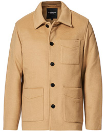 Heavy Work Coat Camel