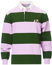 Luke Edward Hall Stripe Heavy Rugger Ivy Green