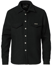 Tait Overshirt Black