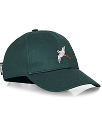 Single Tori Bird Cap Green