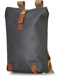 Pickwick Cotton Canvas 12L Backpack Grey Honey