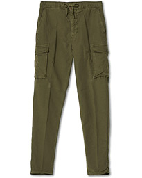 Slim Fit Cargo Pants Military