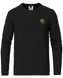 Medusa Long Sleeve Tee Black