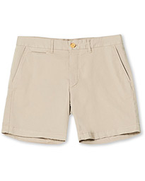 Light Twill Shorts Khaki