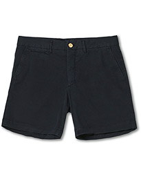 Light Twill Shorts Blue