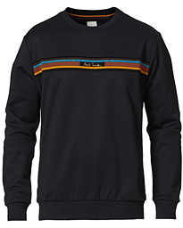 Track Top Sweatshirt Navy