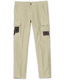 PA1437 Cotton Cargo Trousers Sand