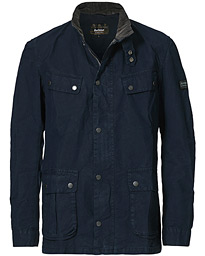 Summer Wash Duke Casual Jacket Navy