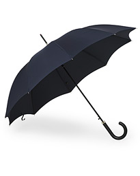 Hardwood Automatic Umbrella Navy