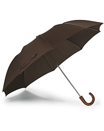 Telescopic Umbrella Brown