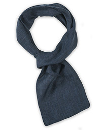 Ultralight Cashmere Scarf  Navy Blue