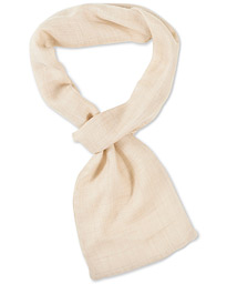 Ultralight Cashmere Scarf  Light Grey/Beige