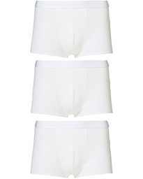 3-Pack Boxer Trunk White