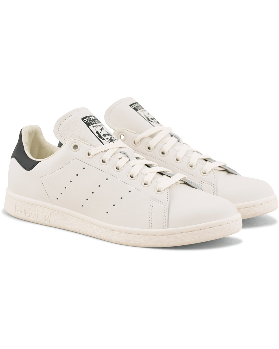 sports shoes 99ec4 150ab adidas Originals Stan Smith Leather Sneaker White Black