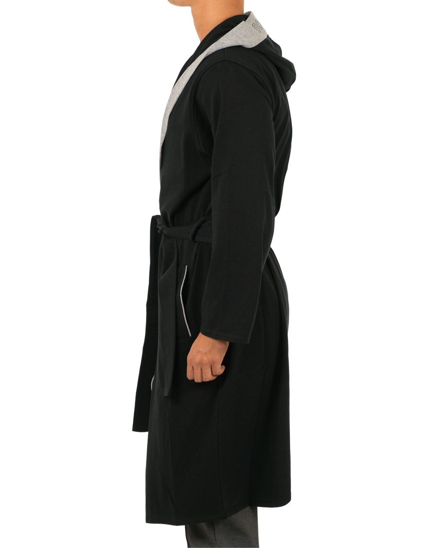 BOSS Identity Gown Robe Black osoitteesta CareOfCarl.fi 2381ab4052