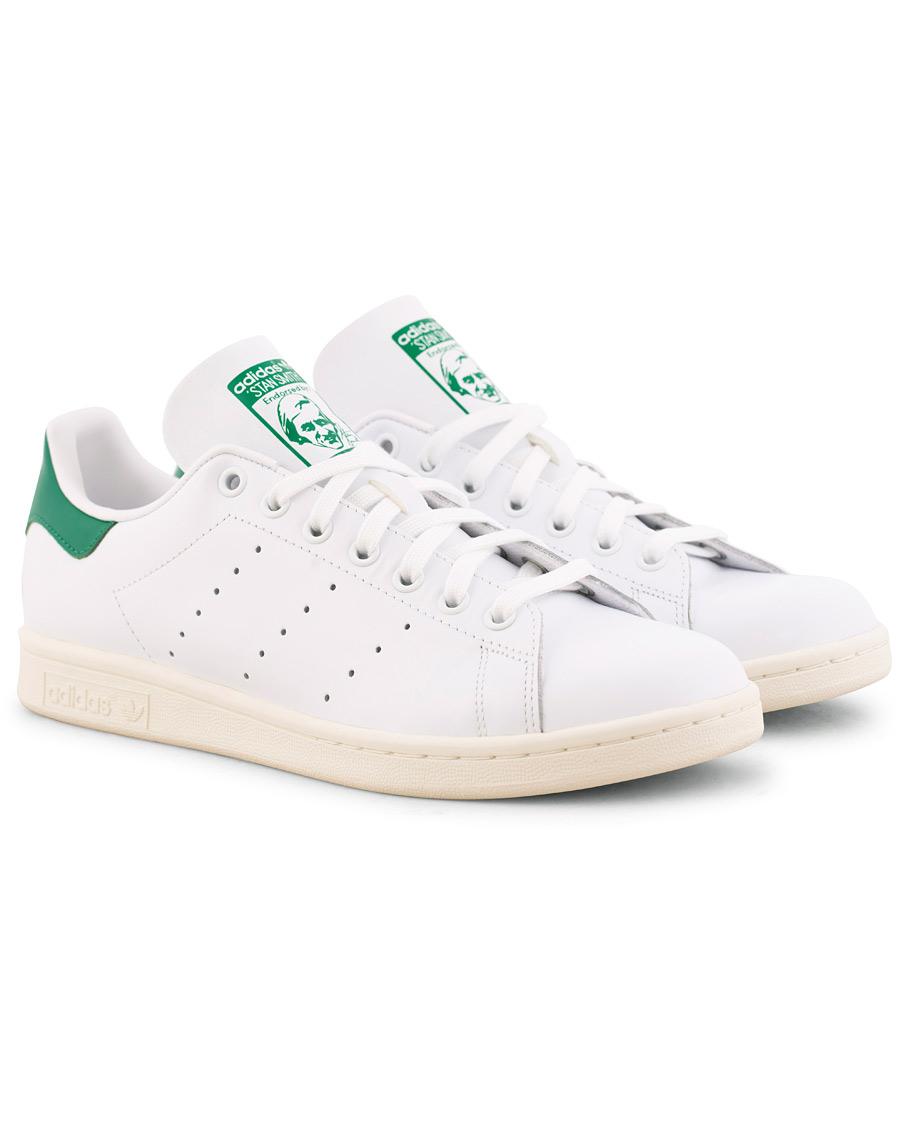 online store 60ea4 07474 adidas Originals Stan Smith Premium Leather Sneaker White