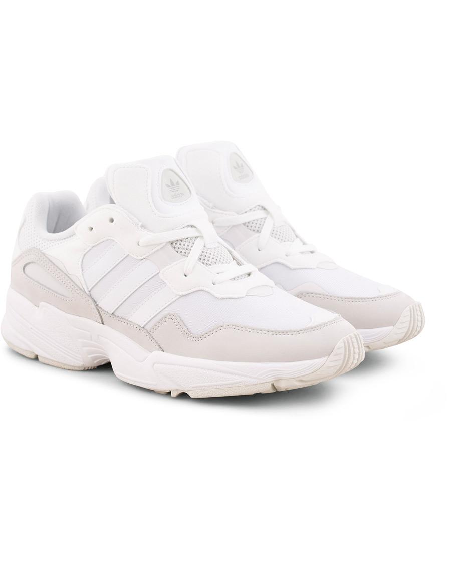 new product c1187 8e45f adidas Originals Yung 96 Sneaker White