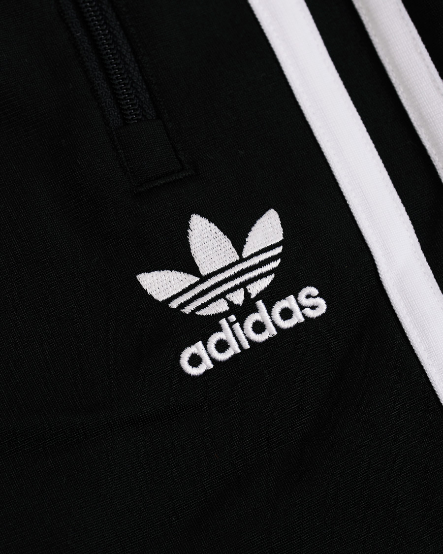 tela Boda No se mueve  adidas Originals Firebird Sweatpants Black osoitteesta CareOfCarl.fi