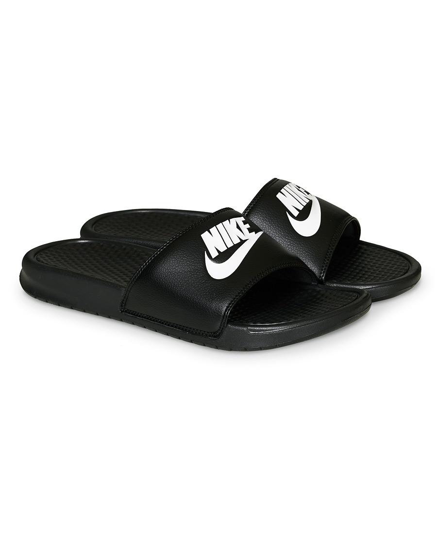 Nike Benassi JDI Slides BlackWhite US7 EU40